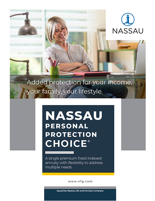 NSRE Personal Protection Choice Brochure Cover