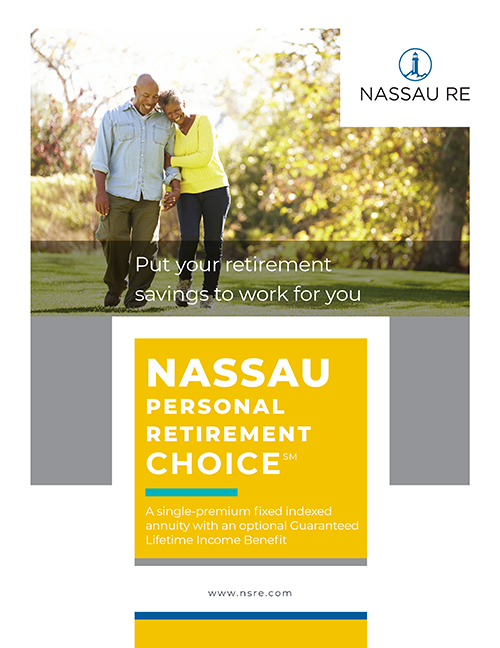 NSRE Personal Retirement Choice Brochure Cover